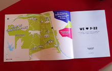 We Heart P-22 Book: Griffith Park Map by Miriam Blier