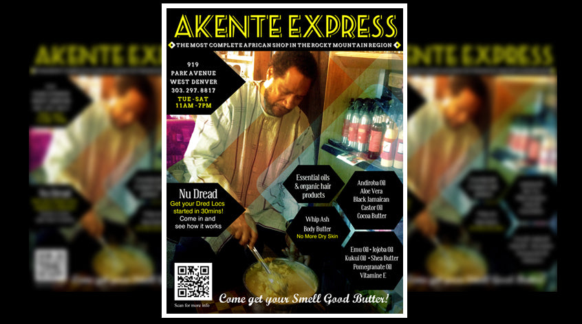 Akente Express - Our History