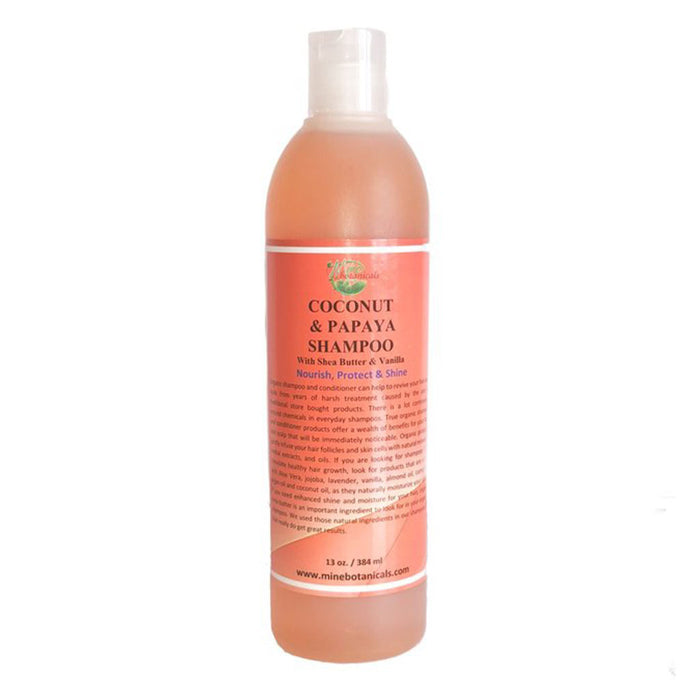 Coconut & Papaya Shampoo