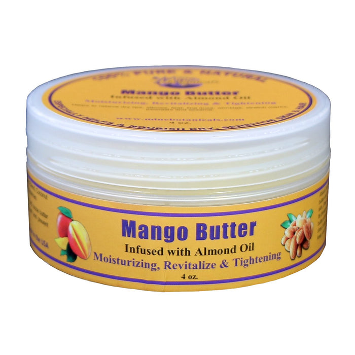 Mango Butter Infused with Almond Oil