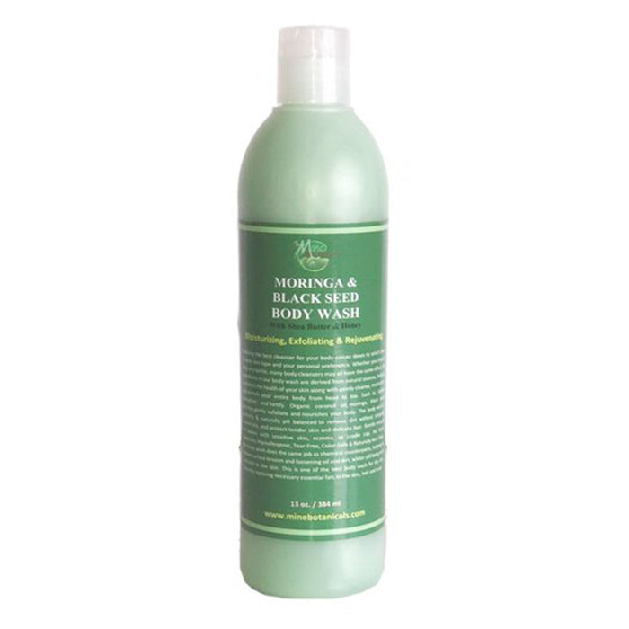 Moringa & Black Seed Body Wash