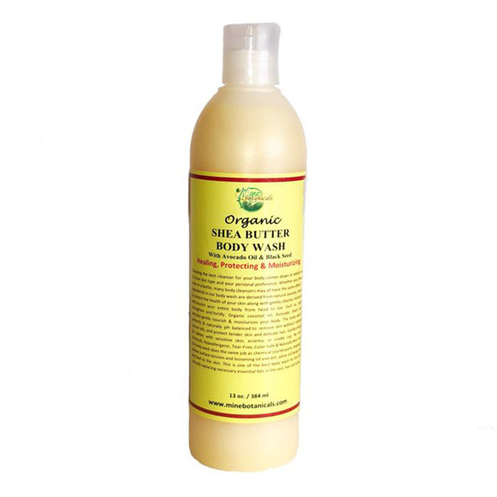 Organic Shea Butter Body Wash