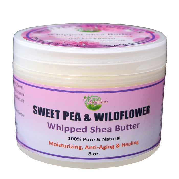 Sweet Pea & Wildflower Whipped Shea Butter
