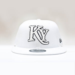 White Snap Back