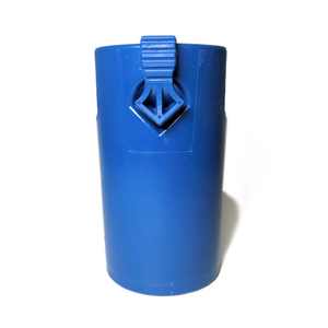 Blue Shotgun Shell