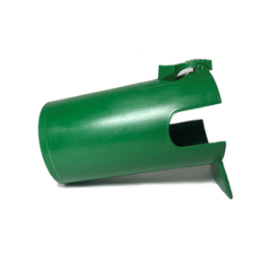 Green Shotgun Shell