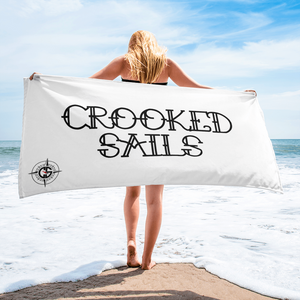 Crooked Sails Towel
