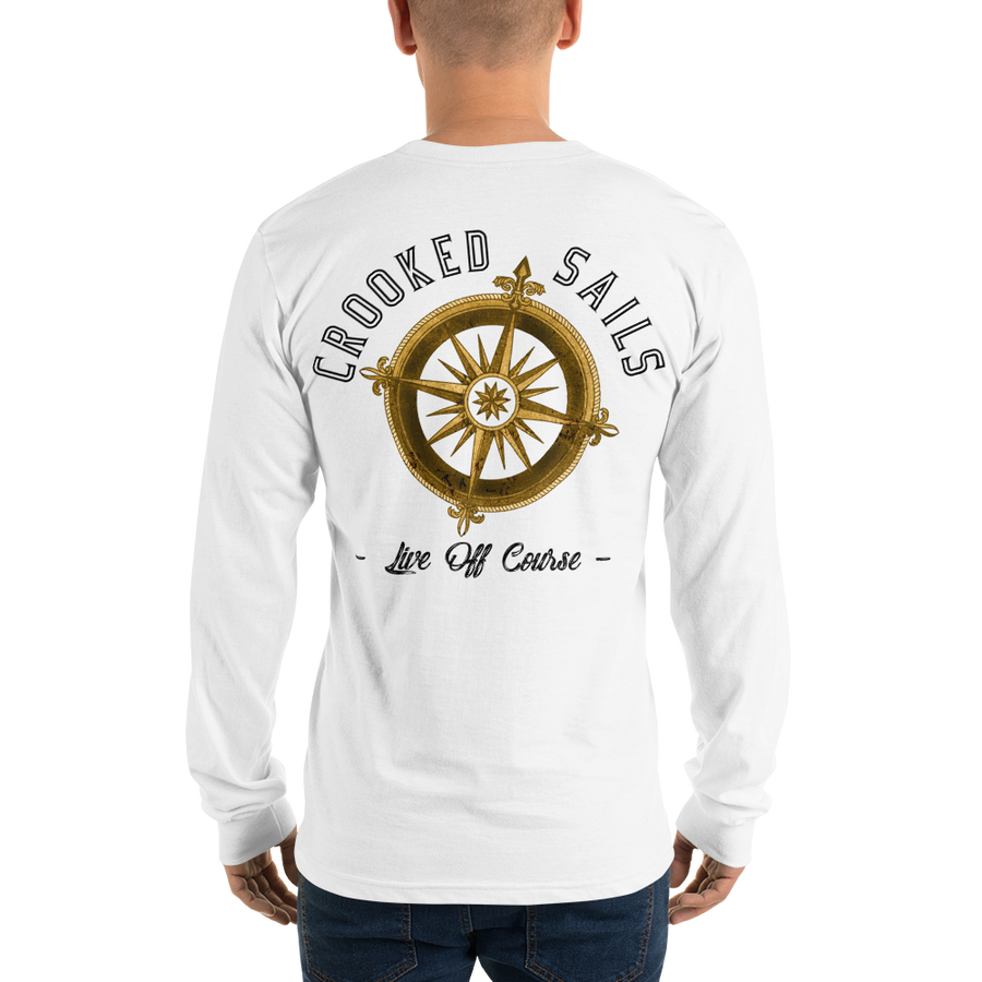 Crooked Compass L/S