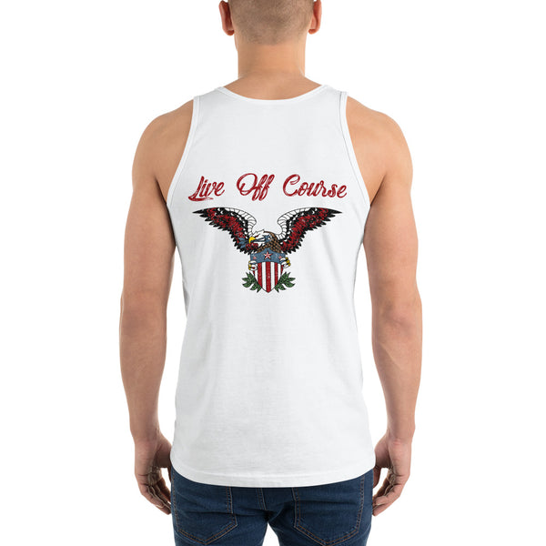 Live Off Course Tank Top
