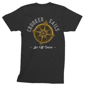 Crooked Compass S/S (Gold compass)