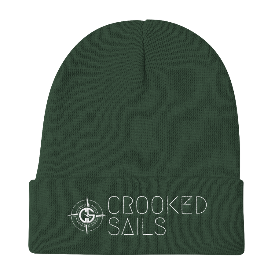 Crooked Sails Knit Beanie