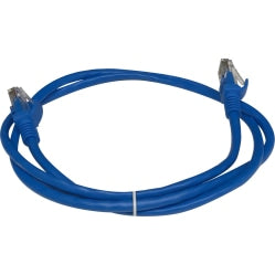 Flylead - CAT6 - 1m - Blue