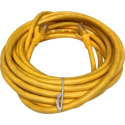 Flylead - CAT6 - 5m - Yellow