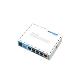 MikroTik 2.4GHz hAP Wireless Access Point | RB951Ui-2nD
