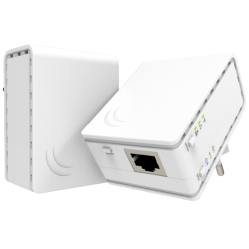 MikroTik 2.4GHz PWR-LINE Access Point | PL7411-2nD