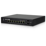 Ubiquiti 8-Port EdgeSwitch Managed PoE+ Gigabit Switch with SFP | ES8150W