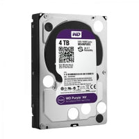 Western Digital 4Tb Purple Surveillance Hard Drive | Wd40Purz