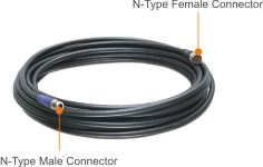 Lmr400 Ntype Male To N Type Female Cable L412