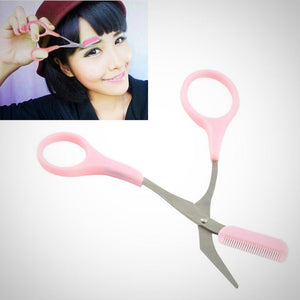 Portable Pro Eyebrow scissors