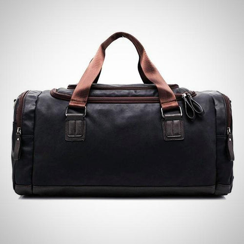 Men's PU Leather Sports Bag / Travel Bag