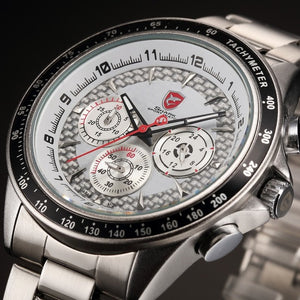 Sport Watch, Chronograph with Tachymeter