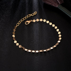 Vintage, Coin Anklets for Women