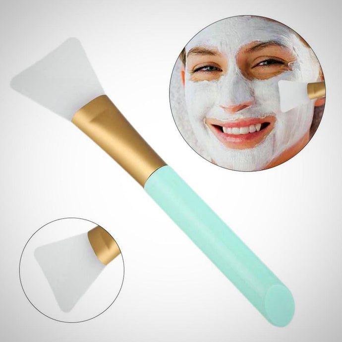 Silicone Practical Facial Mask Brush