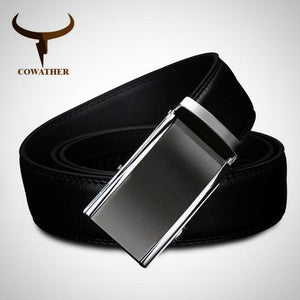 Genuine Leather Belt for Men 110-130cm.