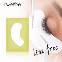 50pairs Eyelash Extension Paper Patches