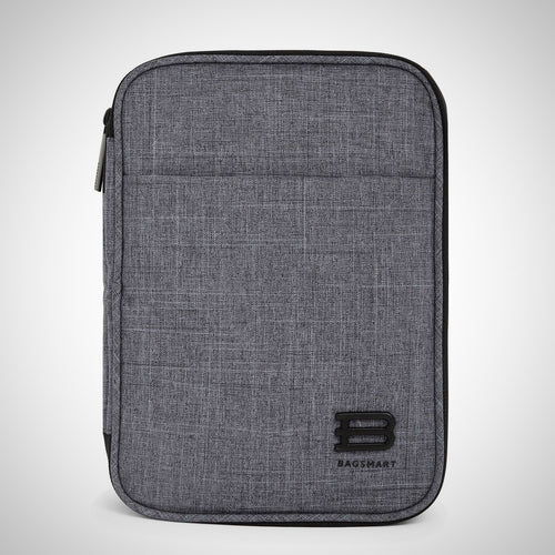 3-layer Travel Electronics Cable Organizer Bag for 9.7