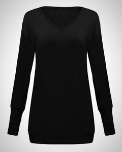 Shirt / Dress Long Sleeve V-neck