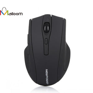 Malloom High Quality wireless 2.4GHz Gaming Mouse for Desktops and Laptops