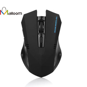 LED gaming Mouse, 2.4Ghz, Wireless 5m Distances 2000 DPI