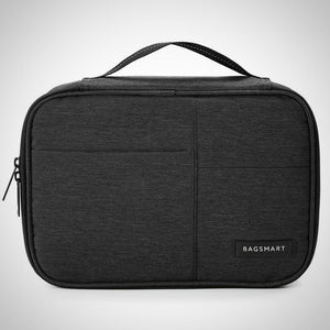 Bagsmart Electronic Travel Accessories, Waterproof Polyester Bag