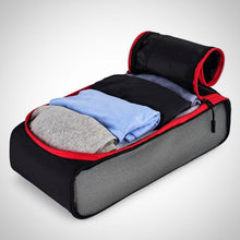 Breathable Travel Accessories 6 Set Packing Cubes