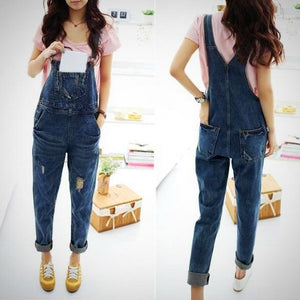 Jumpsuit Denim Overall