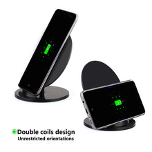 Qi Wireless Charging Pad For All Qi-Enabled Devices
