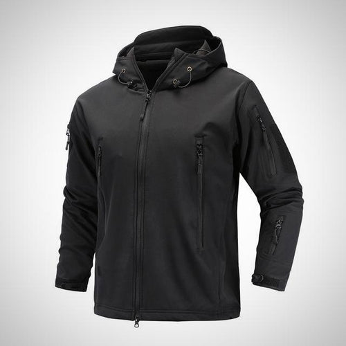 Tactical soft Shell Jacket,  Waterproof, Windbreaker.