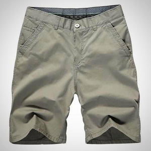 Men's Cotton Shorts Solid.