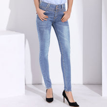Women Skinny Jeans With High Waist
