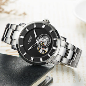 Automatic skeleton Wristwatch for Men