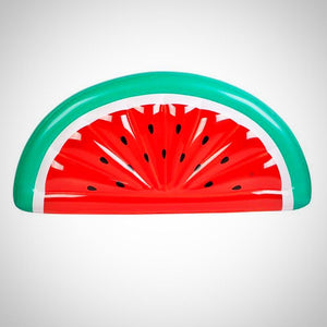 Inflatable Pool Float giant Watermelon