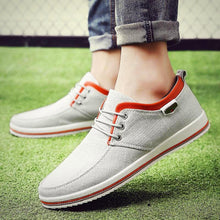 Casual Canvas, Denim Sneakers for Men