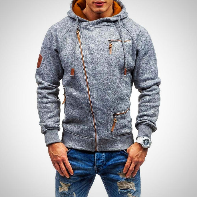 Fleece Zip Hoodies For Men