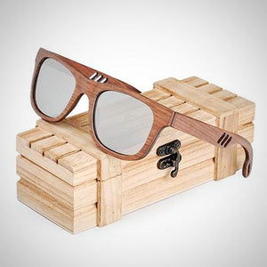 Wooden Sunglasses for Men and Women