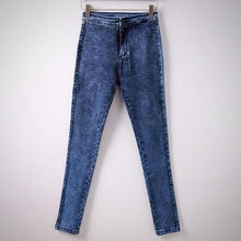 Womens Colored Tight Jeans With High Waist