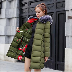 Thick Cotton Padded Winter Coat