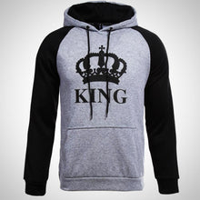 Couple King and Queen Hoodie