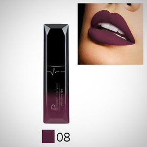 21 Colors Liquid Mate Lipstick. Long Lasting and Waterproof