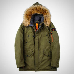 Waterproof Winter Jacket for Men
